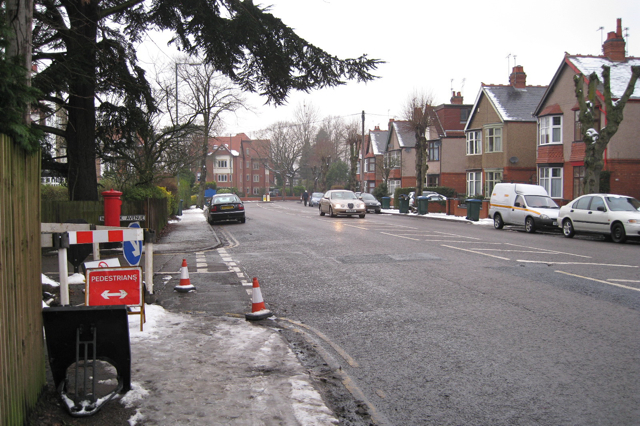 Earlsdon Avenue South