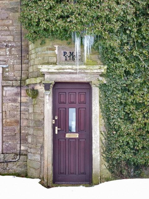 Doorway of Fine Peter's