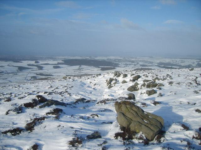On Clougha Pike