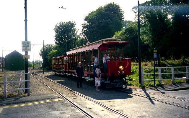 Ramsey, Manx Electric Railway