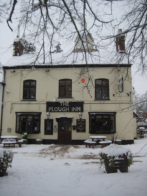 The Plough Inn, Upton-upon-Severn