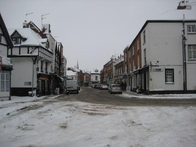 High Street, Upton-upon-Severn