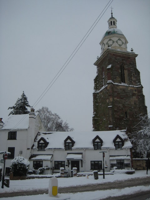Pepperpot Tower, Upton-upon-Severn