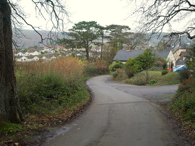 Byway at Lower Hopcott