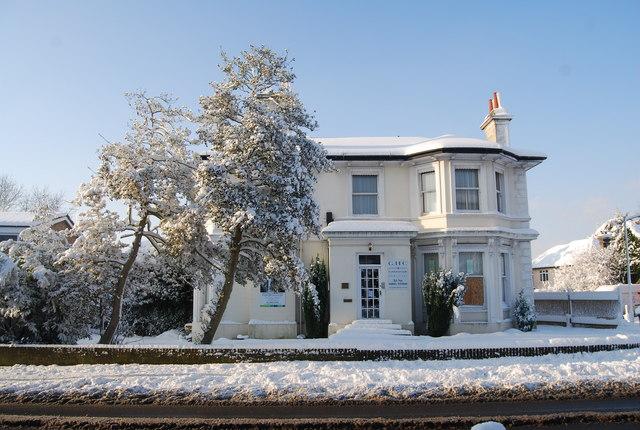Victorian Villa, London Rd
