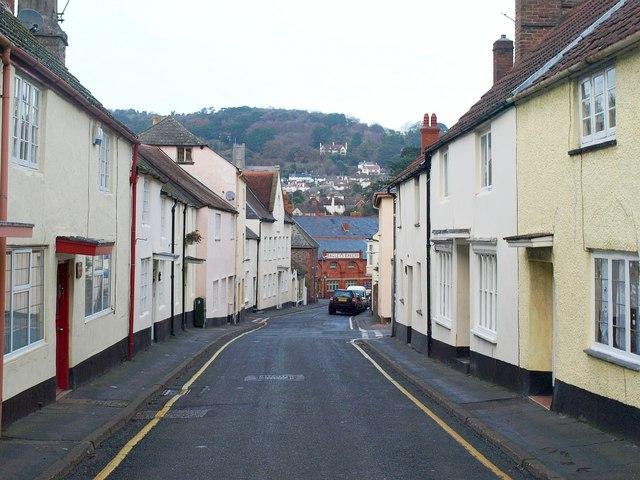 Bampton Street, Minehead