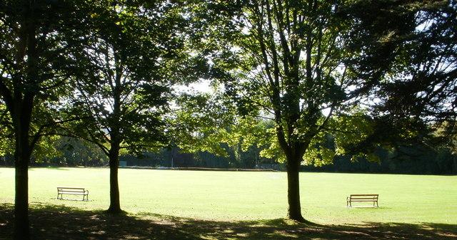 Cricket ground, Rogerstone