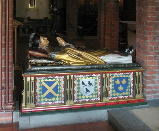 Shrine of Our Lady of Walsingham - Monument