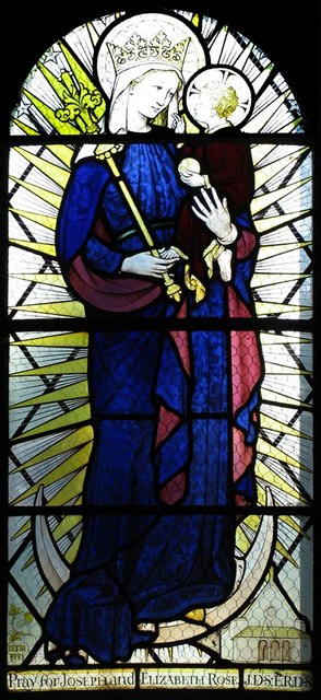 Shrine of Our Lady of Walsingham - Window