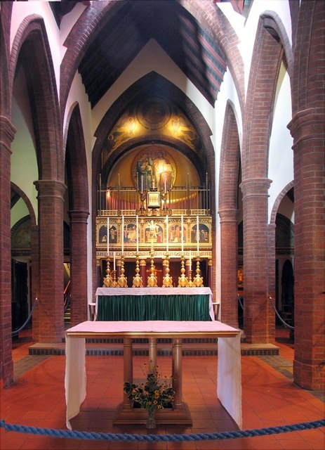 Shrine of Our Lady of Walsingham - High Altar