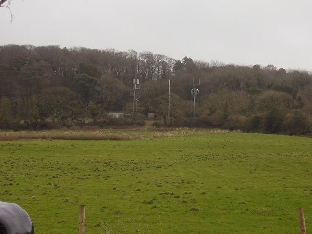 Salcombe Hill Masts