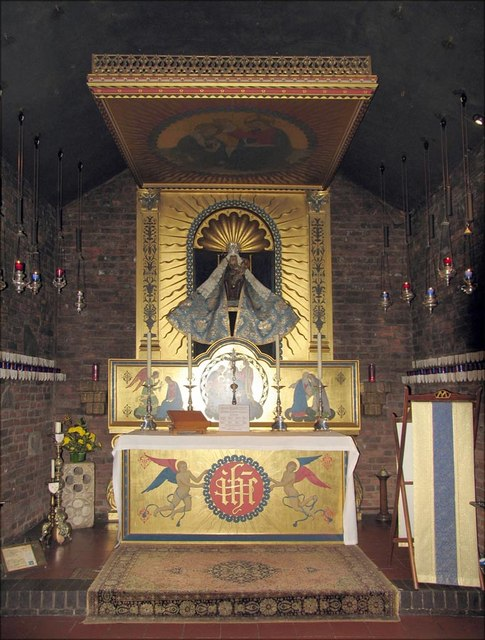 Shrine of Our Lady of Walsingham - The Holy House