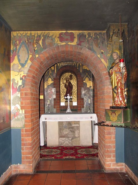 Shrine of Our Lady of Walsingham - Chapel