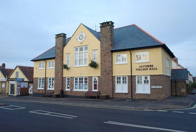 Alcombe Village Hall