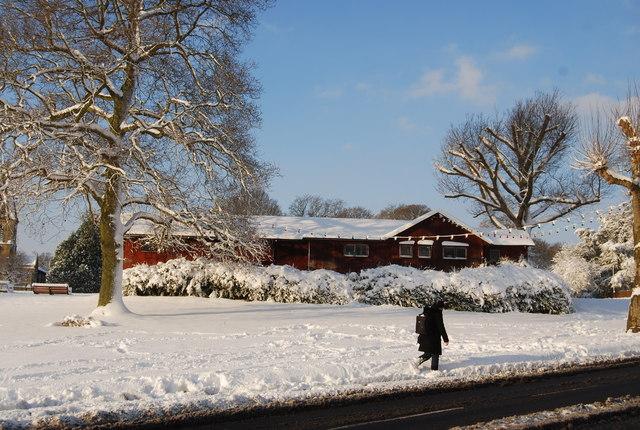 Southborough Cricket Pavilion