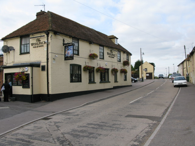 The Woolpack on The Street, Iwade