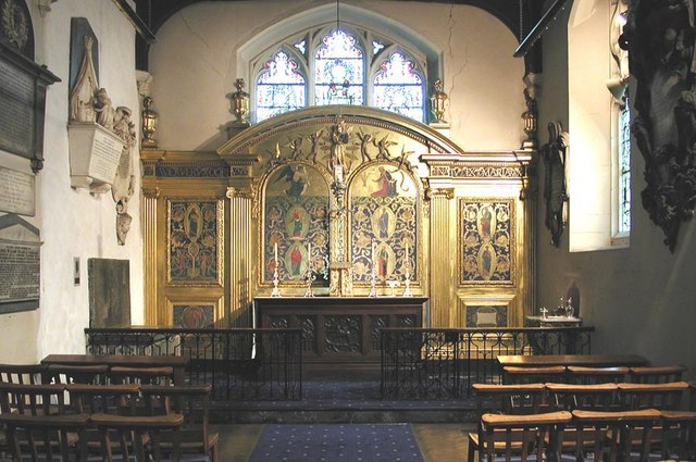 All Saints, Carshalton - Lady Chapel