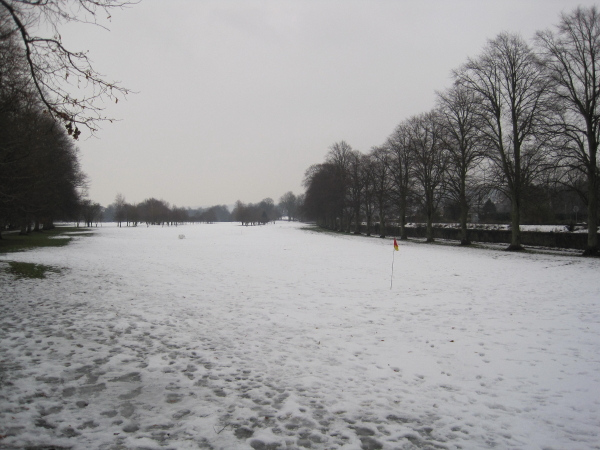Tynedale Golf Course and Tyne Green