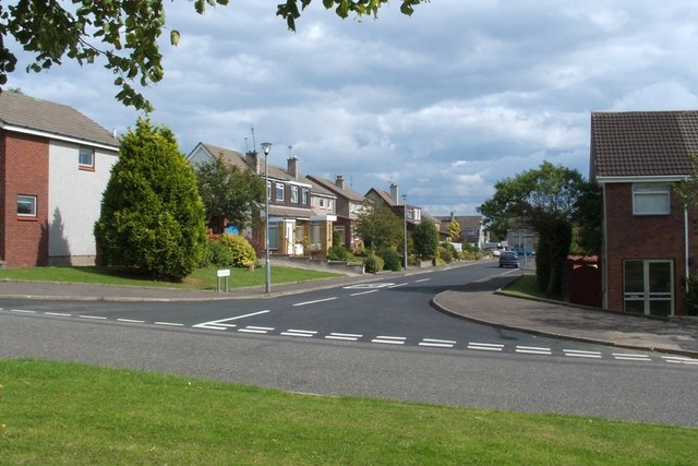 Ben Hope Avenue, Hawkhead Estate