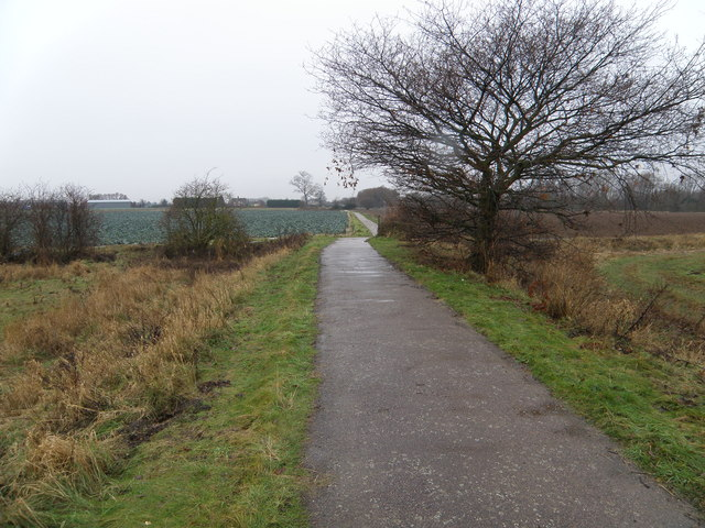 Cycle route 51 (Bedford to Sandy)