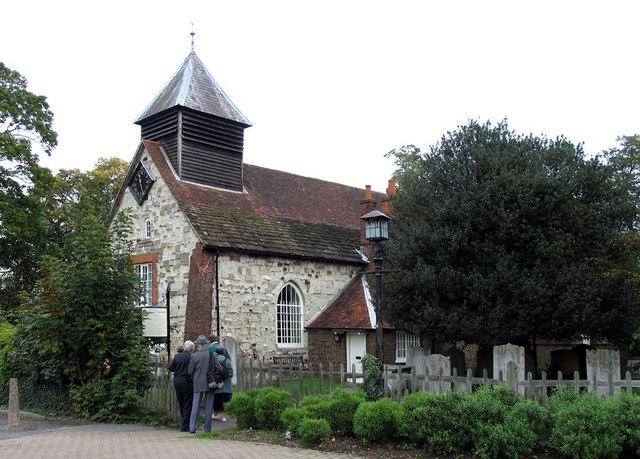 St George, Esher, Surrey