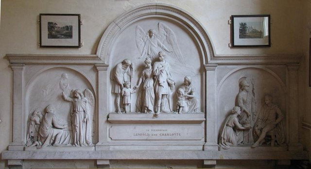 St George, Esher, Surrey - Monument
