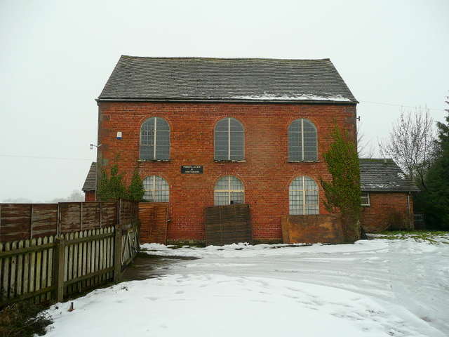 Old chapel, Birdwood
