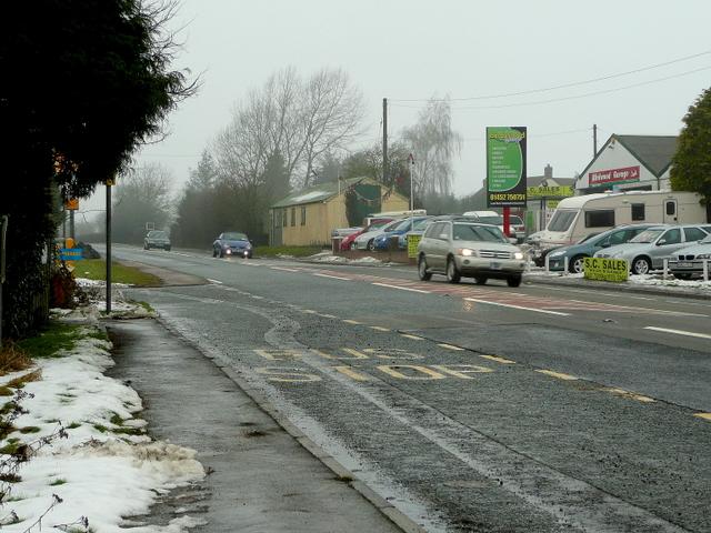 A40 at Birdwood