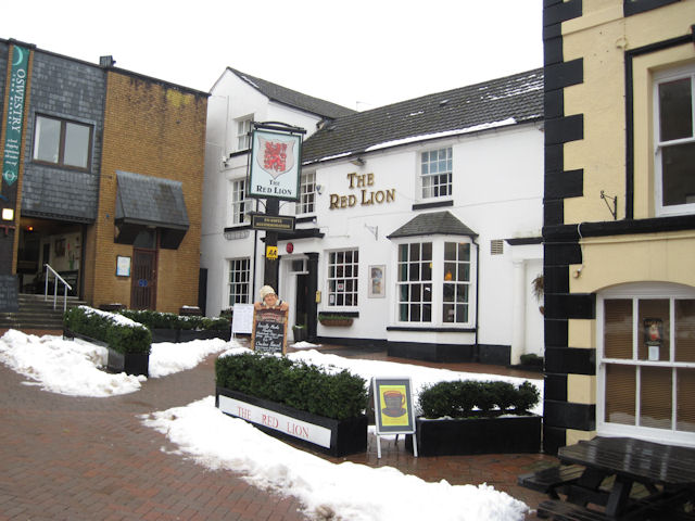 The Red Lion in Bailey Head