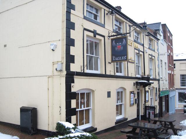 Eagles Inn in Bailey Head