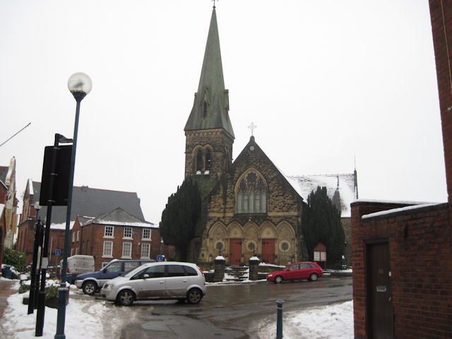 Christ Church in Chapel Street