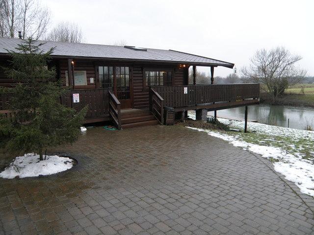 Danish Camp visitor centre, Willington