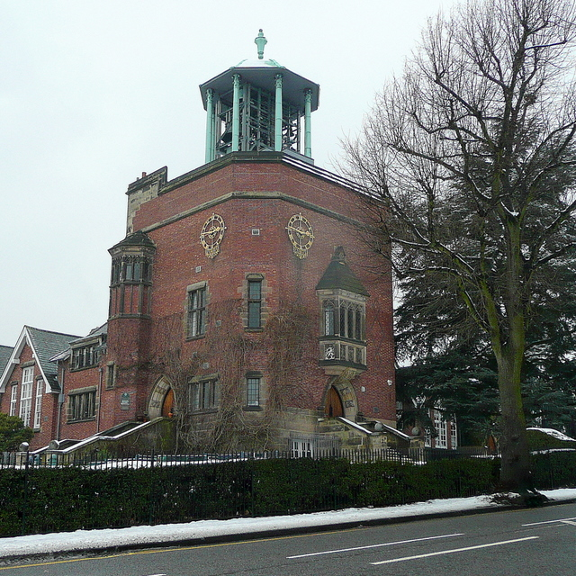Belltower of Bournville Junior School