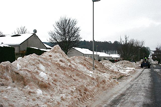 Ordiequish Road