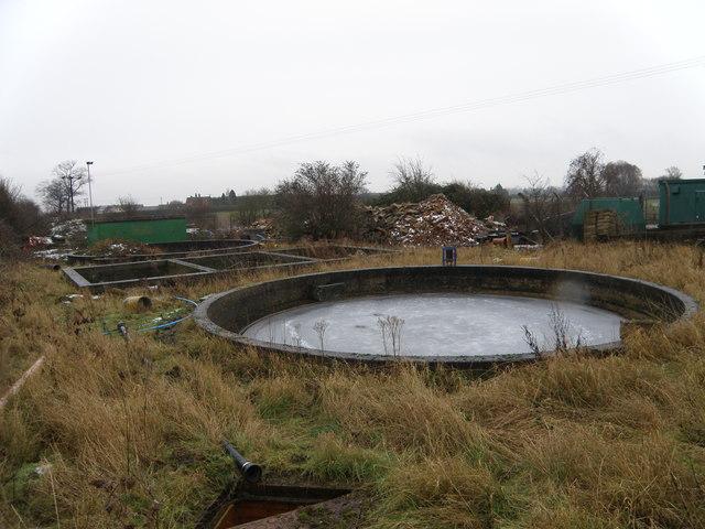 Redundant sewage farm, Willington