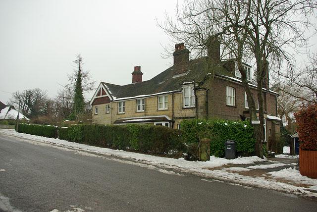 Hackenden House on Hackenden Lane
