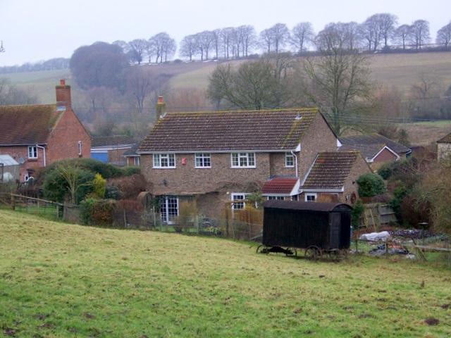 Shepherd's Hut, Homington