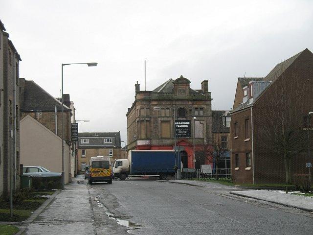 Wallace Street, Falkirk