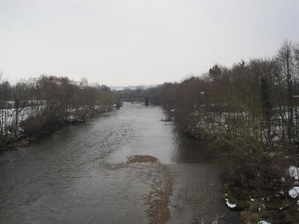 River South Tyne at Warden