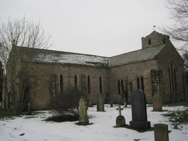 Church of St Michael, Warden