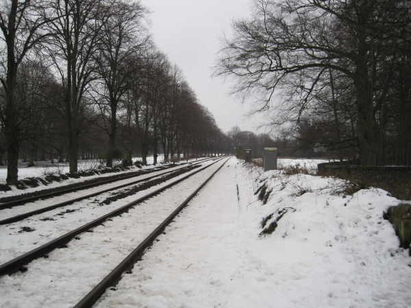 Newcastle to Carlisle Railway Line
