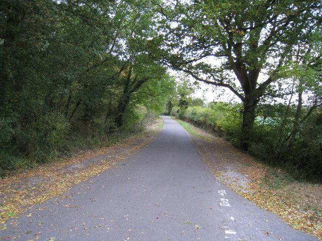 Poors Farm Road