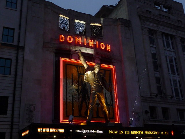 London: We Will Rock You