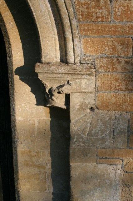 Broken pillar