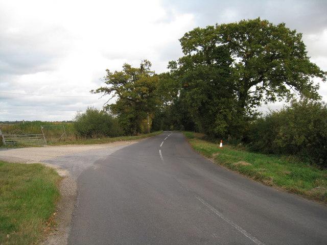 Newnham Lane