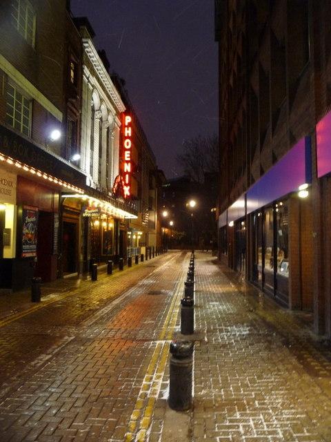 London: Phoenix Street