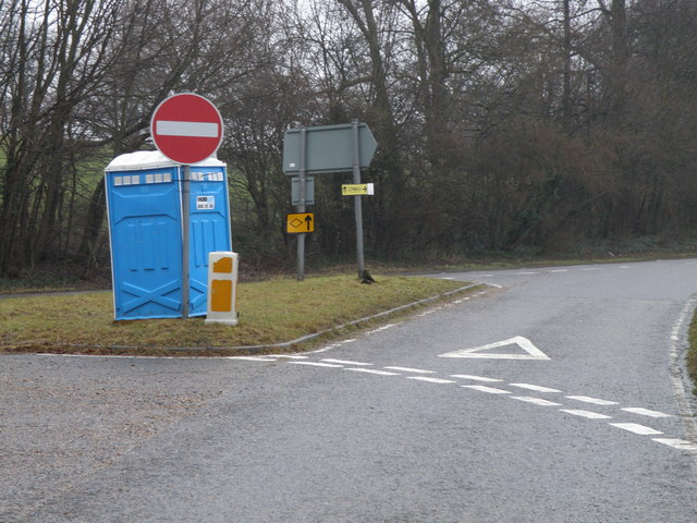 Junction of New road and Roxton road