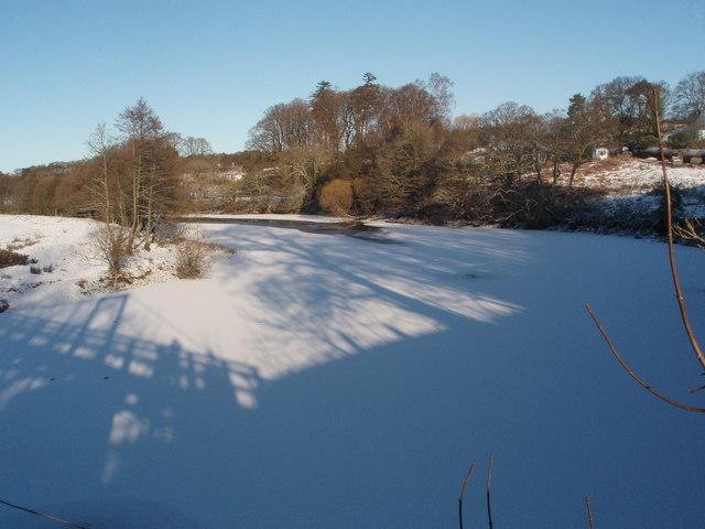 Frozen Water of Ken