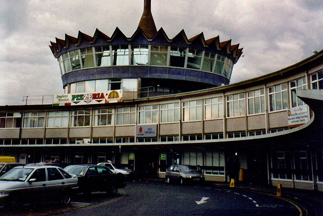 Douglas - Sea Terminal at Victoria Pier