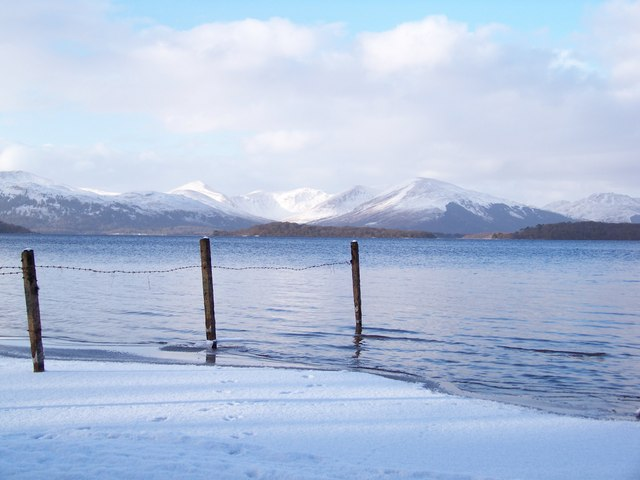 Loch Lomond View